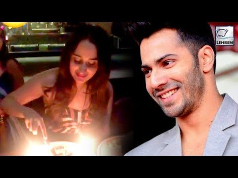 Varun Dhawan Celebrated GF's Natasha Dalal's Birthday In A Super Cute Way! | LehrenTV Mp3