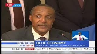 Over Kshs. 400 needed for Blue Economy Conference