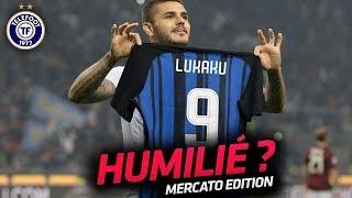 Lukaku prend le 9 d'ICARDI à l'Inter - La Quotidienne Mercato #24