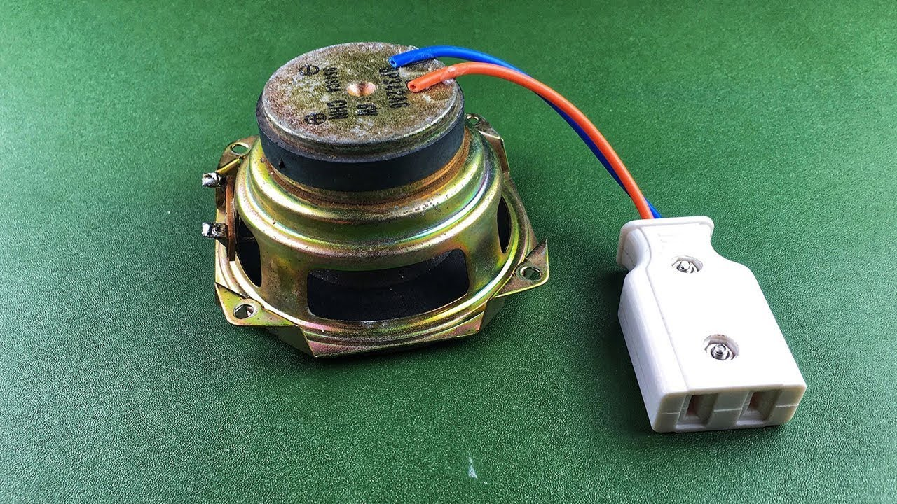 4a3beff93ca School Science Project Electric Free Energy Generator Self Running Speaker  Magnet With DC Motor 2019