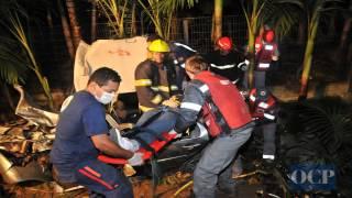Acidente Grave em Guaramirim 28 05 2013