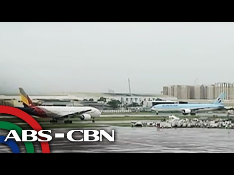 Mahigit 4,000 flights, apektado dahil sa radar repair sa NAIA