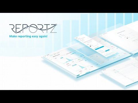 Reportz - Your Web KPI's Reporting App