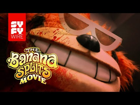 Clint August - The Banana Splits Movie - Official Trailer | SYFY WIRE
