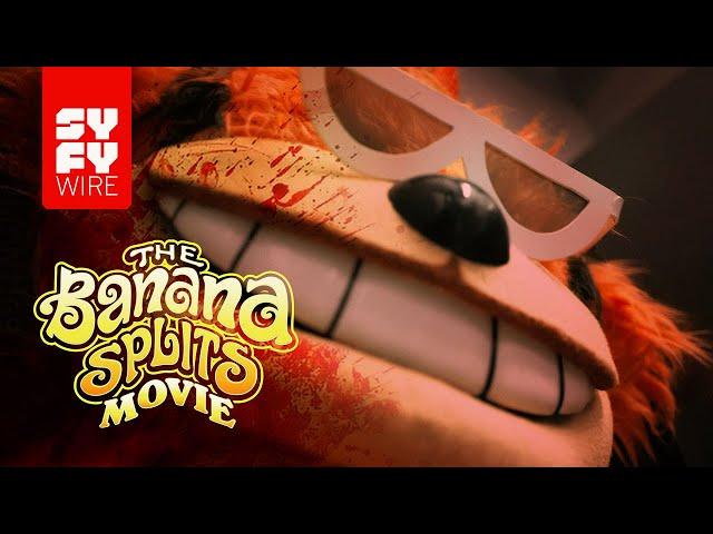Creepy 'Banana Splits' Movie Isn't Really Destroying Your
