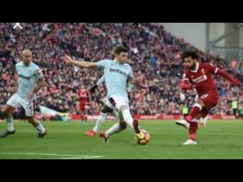 Salah M. goal vs Westham – Liverpool vs West Ham United 1-0 Premier league