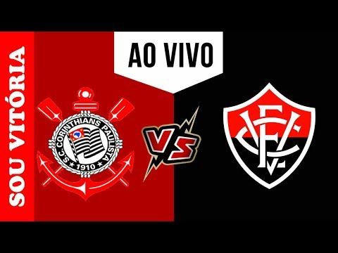 af87cdfe14 Assistir Corinthians x Vitória Aovivo ↱  CARTOLA + NARRAÇÃO + ESTATÍSTICA +  CAMPO VIRTUAL  ↰