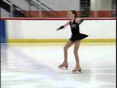 Anaheim Ice ISI Freestyle 7, Emily  2/2011
