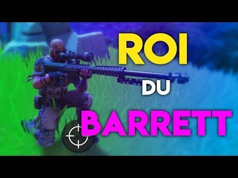 JE SUIS LE ROI DU BARRETT
