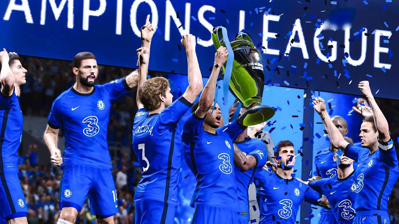 UEFA Champions League 2021 FINAL - Chelsea vs Manchester ...