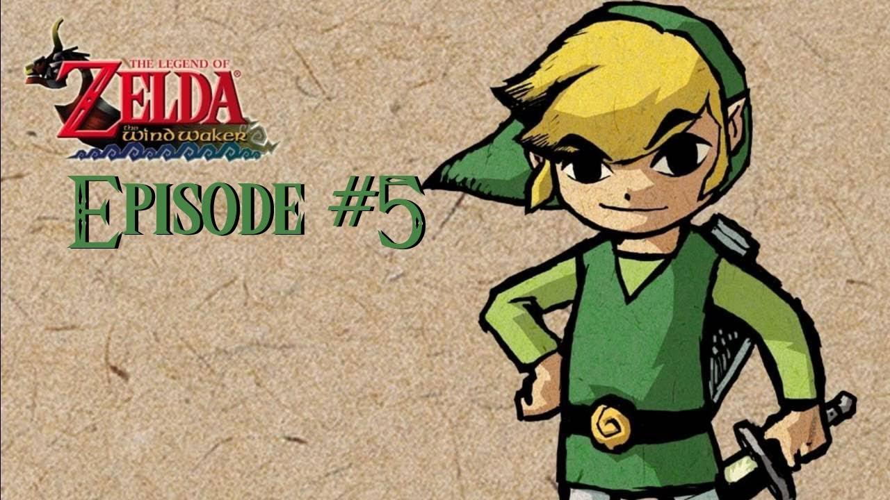 The Legend of Zelda : The Wind Waker – ISO & ROM – Mondemul me