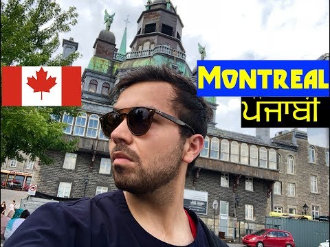 Tour Of Old City Of Montreal, Canada