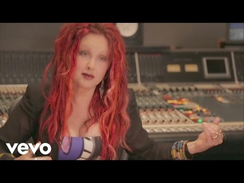 Cyndi Lauper - The Story Behind