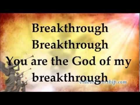 Hezekiah Walker - Breakthrough feat Donnie McClurkin - Lyrics