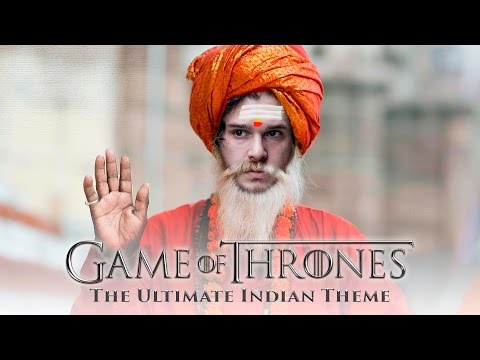 Game of Thrones Theme - Indian Classical Version (iPad and R
