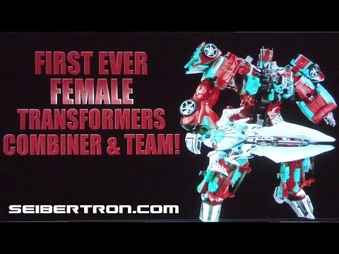 Transformers Combiner Wars Victorion Reveal at SDCC