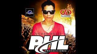 TECHNO HOUSE (SOMOS  PHL) Official music (TRANKILANDIA) DJ DARREL EL APODERADO DEL ROSARIO