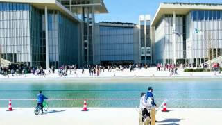 Visit at Stavros Niarchos Foundation Cultural Center