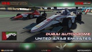 IRG Winter Formula 2018 - rFactor 2 - Dubai