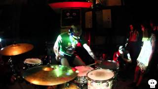Black Pus - Neuronic Knife @ Basilica Hudson Part 2