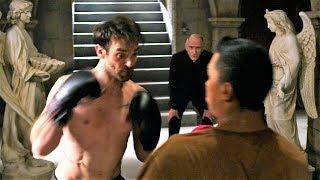 Сорвиголова 3x01 - Мэтт Мердок тренируется с боксером