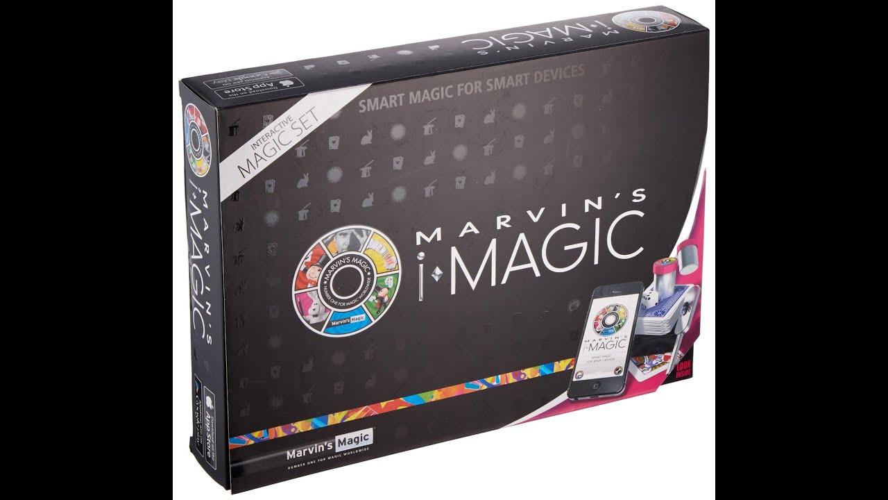 Marvins Magic Interactive Box Of Tricks Amazing Magic Set