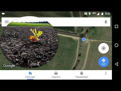 How To Add Video To Google Maps As Realtime Overlay GPS In Rural Locations