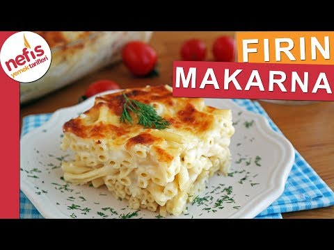 Su Böreği Tadında FIRINDA MAKARNA - 42.000 kişinin tarif defterinde olan muhteşem lezzet