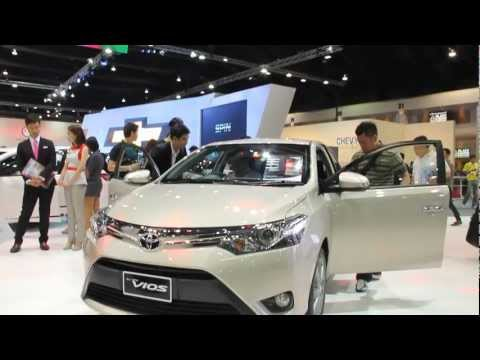 Toyota All New Vios 2013 @ Motor Show 2013