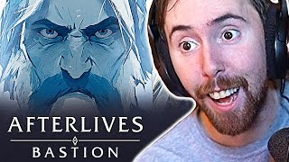 Asmongold Shadowlands Afterlives: BASTION Reaction & Release Date Trailer