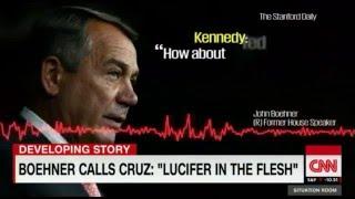 Raul Labrador Crushes Bendover Boehner. Best. Smackdown. Ever.