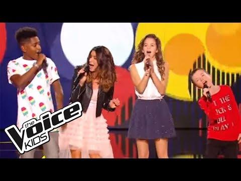 The Voice Kids 2015 | Jenifer et ses talents - Shake it Off (Taylor Swift) | Finale