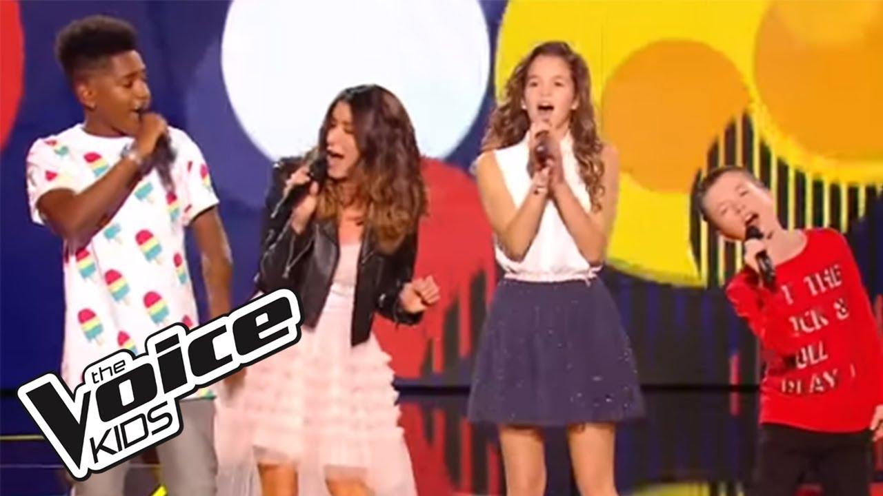 Shake It Off Taylor Swift Jenifer Et Ses Talents The Voice Kids 2015 Finale Youtube