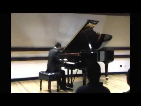 Kevin Sequeira - Bach: Preludio y Fuga en La menor Tomo ll, BWV 889