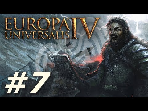 Europa Universalis IV | For Odin! - Part 7