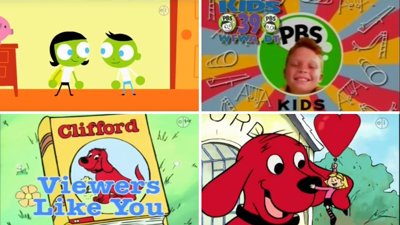 Pbs Kids Program Break  Wfwa Dt