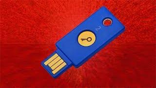 No More Passwords - U2F Security Keys Explained