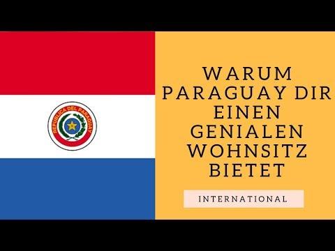 Warum Der Paraguay Wohnsitz (Cedula) Ein No-Brainer Ist?!