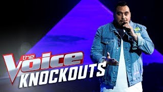 russ walker performs 1 1   the voice australia 2017