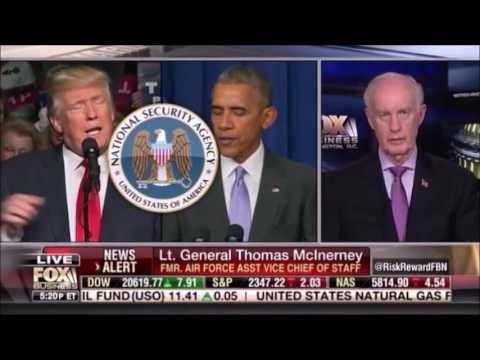 Lt. General Thomas McInerney says the OBAMA ADMINISTRATION COMMITTED TREASONOUS ACTS