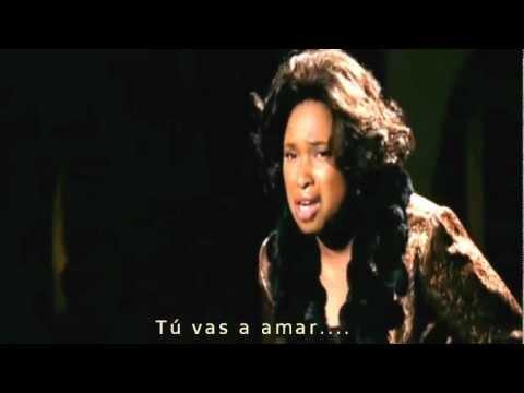 Jennifer Hudson - And I Am Telling You I'm Not Going (Subtitulada En Castellano) HD