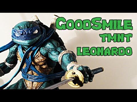 Good Smile Teenage Mutant Ninja Turtles Statue Leonardo Review