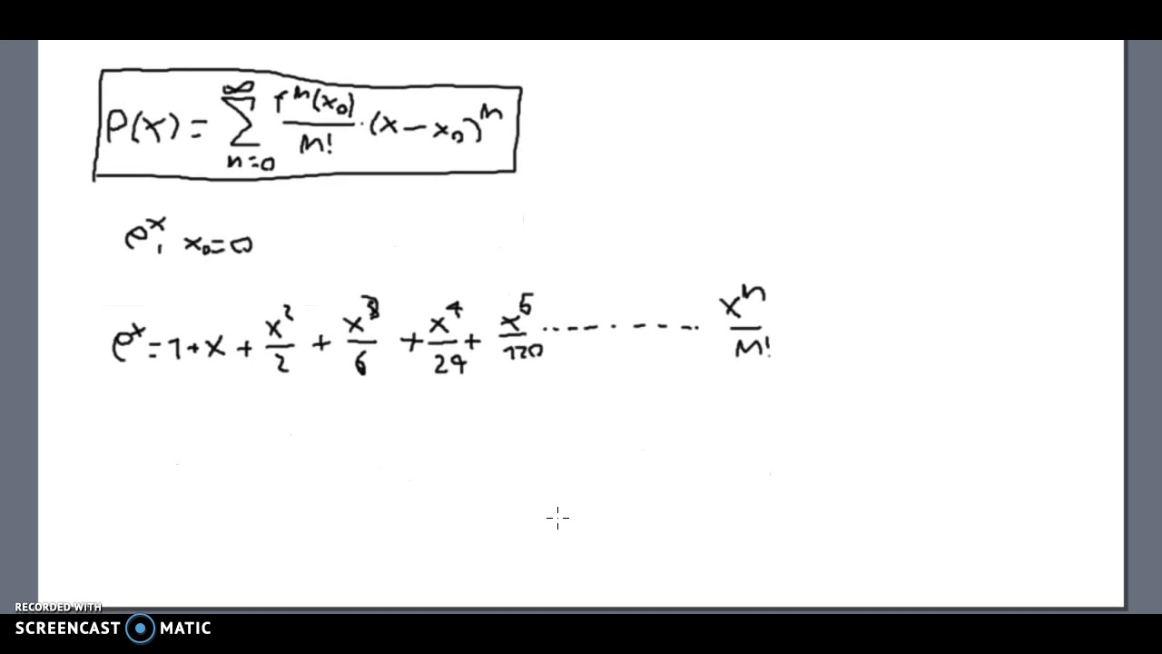 Mat A: Komplekse tal: Eulers form