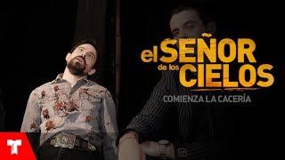 El Señor de los Cielos 5 | Detrás de cámaras: Jorge Luis Moreno y la muerte de Víctor | Telemundo