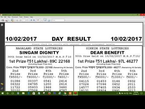 How To Download Today Result & Old Result 11 55 AM, 4 00 PM, 8 00 PM