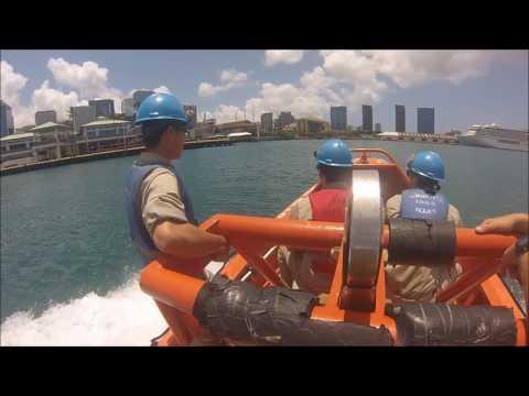 California State University Maritime Academy | Bear Cruise 1, 2017