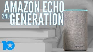 REVIEW: Amazon Alexa 2nd Generation
