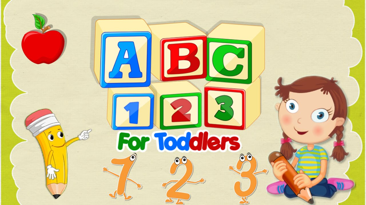 abc 123 games for toddlers
