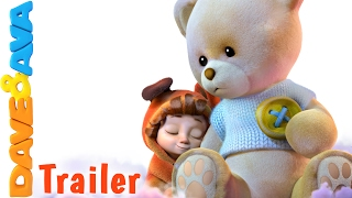🎉 Rock a Bye Baby - Trailer   Nursery Rhymes and Baby Songs from Dave and Ava 🎉