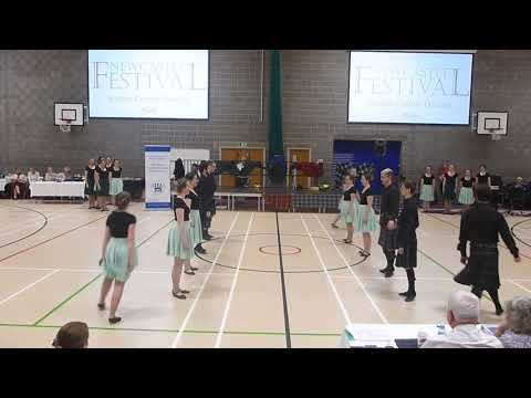 Newcastle Festival Youth Display 2018